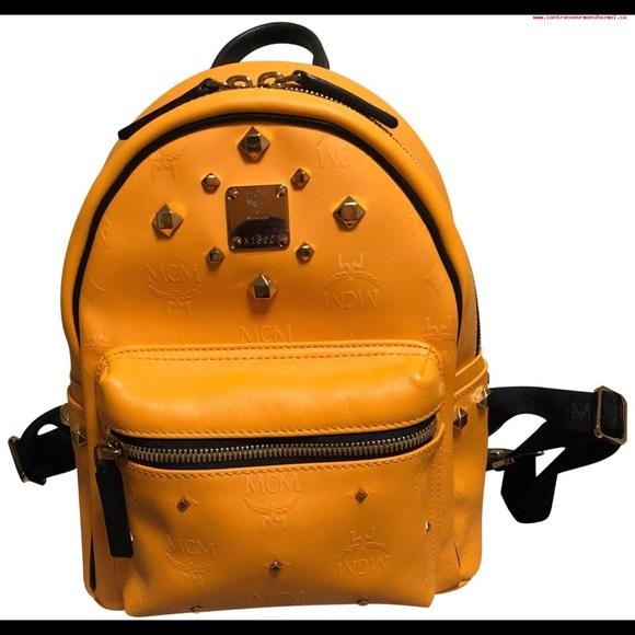 21101555534a6 MCM Bags   Small Visetos Stark Odeon Backpack   Poshmark